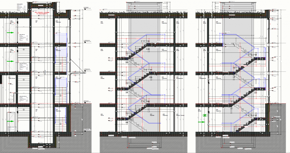 Architektur werkstatt projekte for Architektur werkstatt